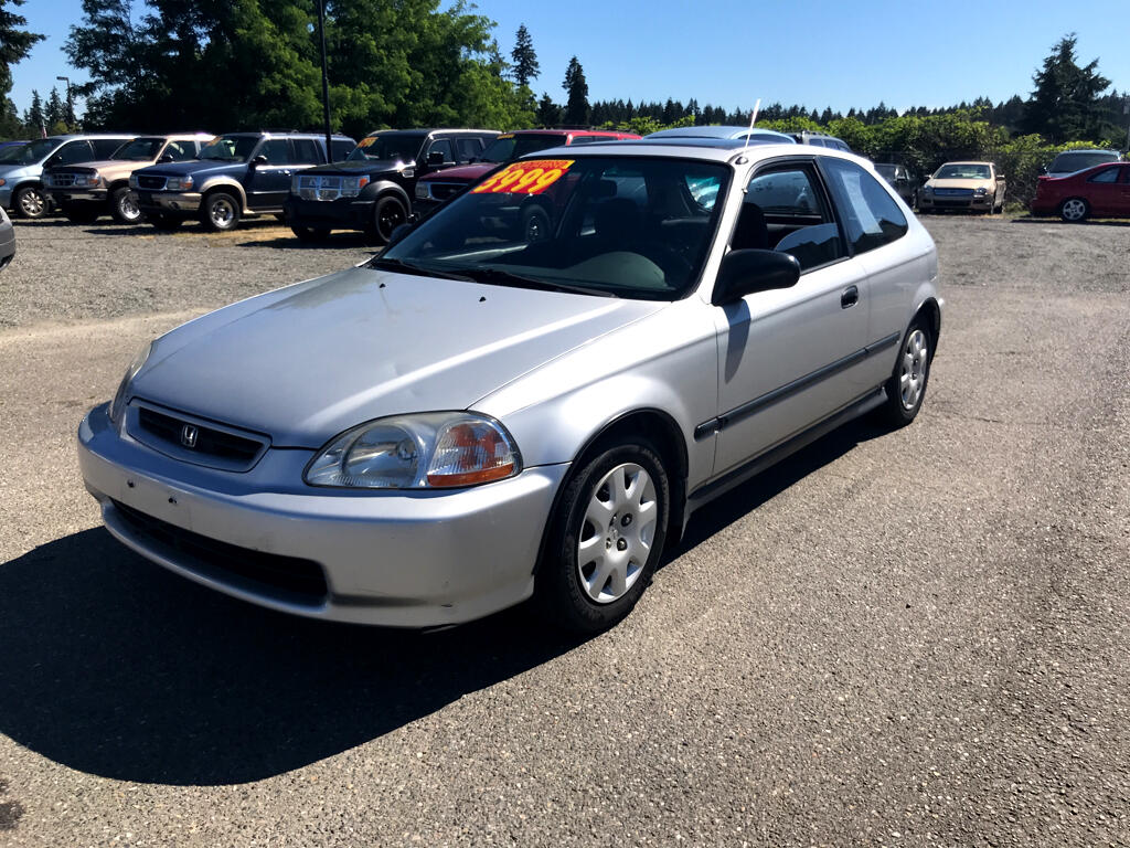 1998 Honda Civic DX hatchback