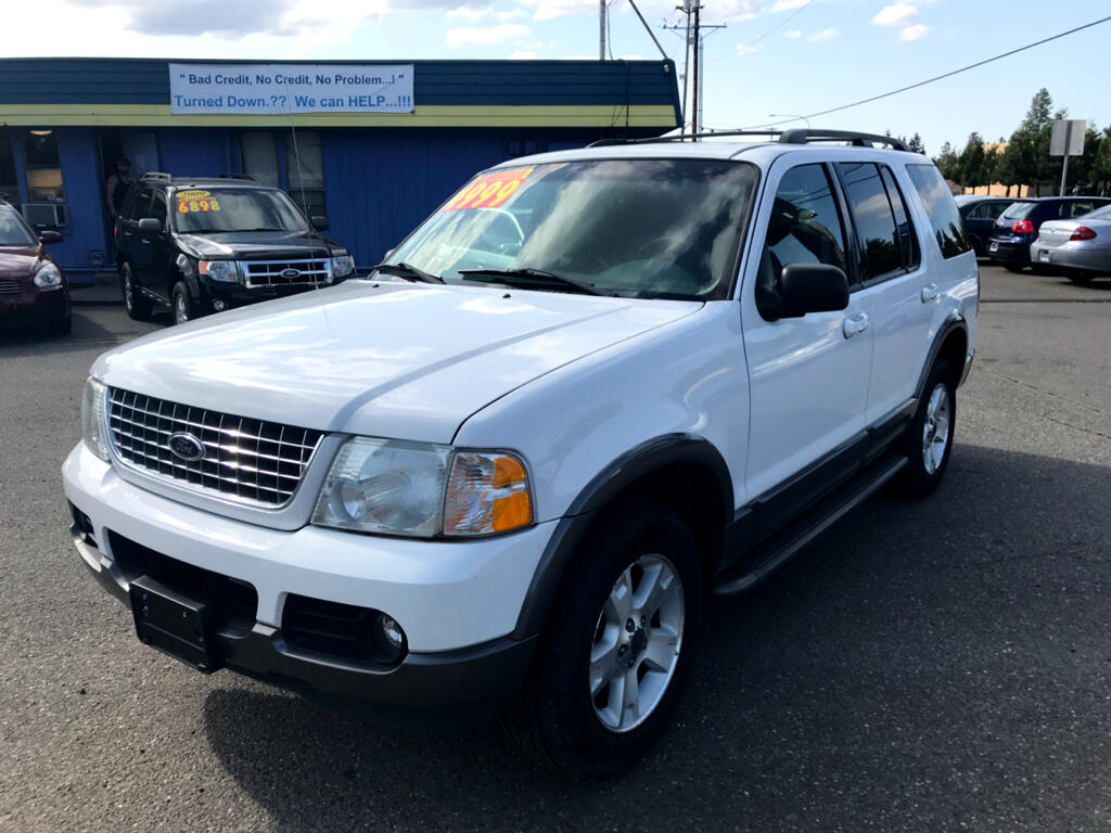 2003 Ford Explorer XLT AWD