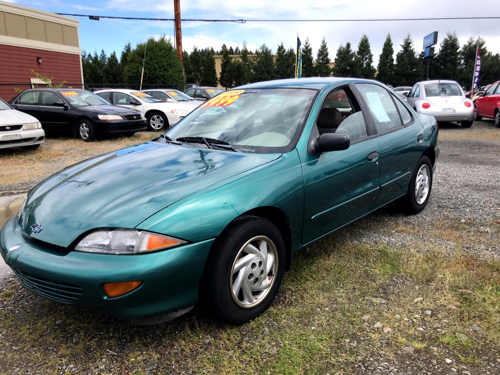 1998 Chevrolet Cavalier 4dr Sdn