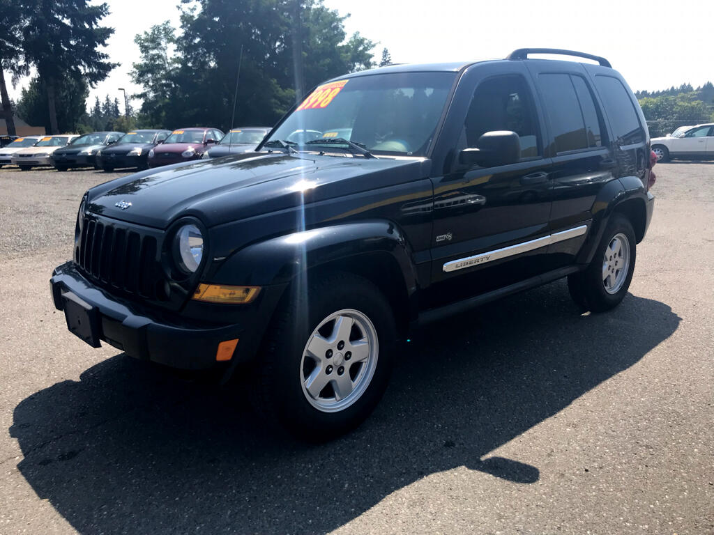 2006 Jeep Liberty Sport 2WD