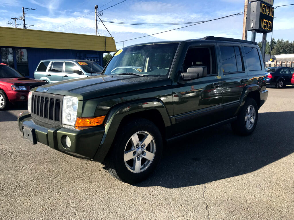 2008 Jeep Commander 4WD 4dr Sport