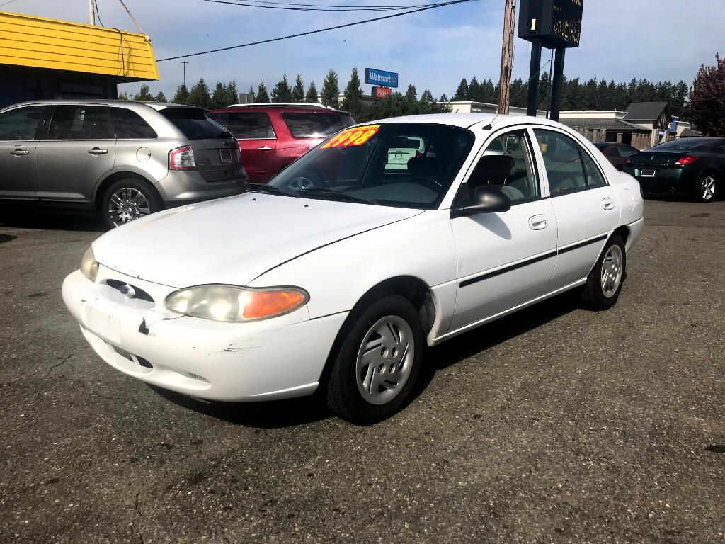 Used 1999 Ford Escort Lx For Sale In Tacoma Wa 98409 Maple