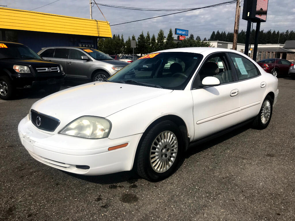 Mercury Sable GS 2003