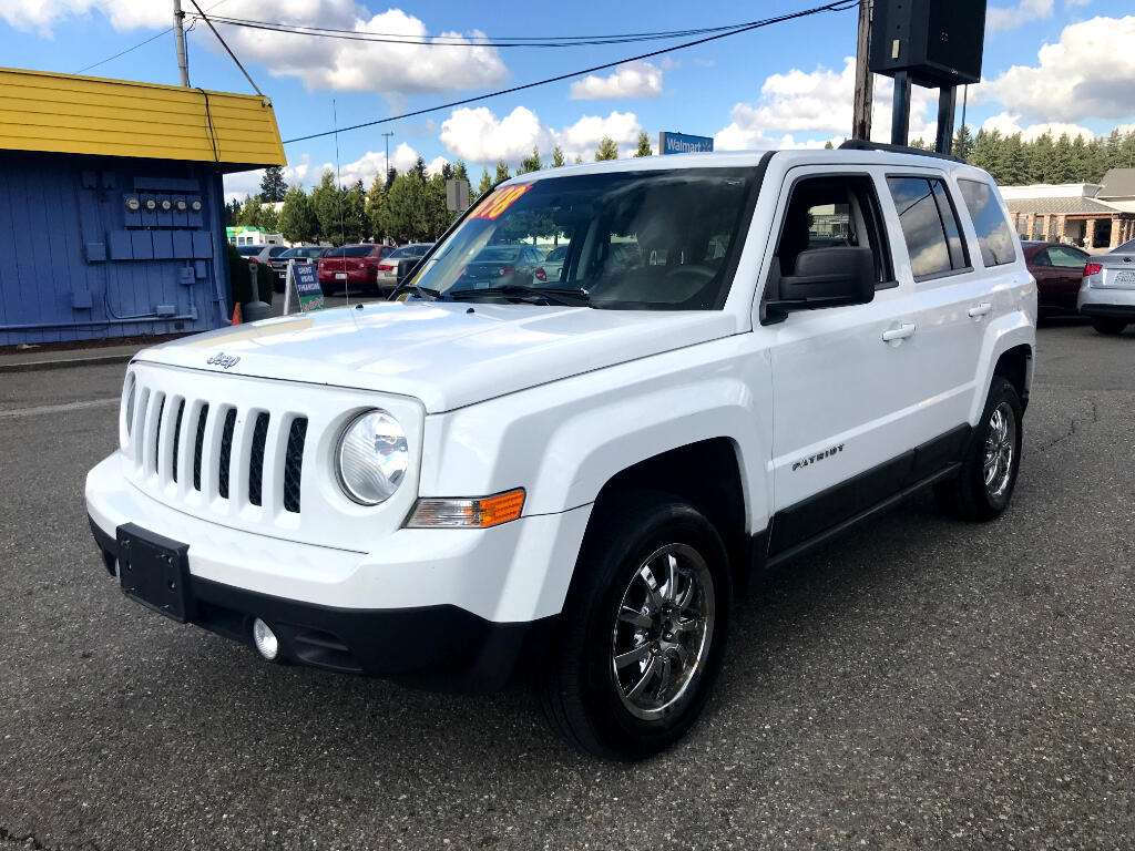 Used Cars For Sale Tacoma Wa 98409 Maple Leaf Motors 2011 Jeep Patriot Fuel Filter 4wd 4dr Sport