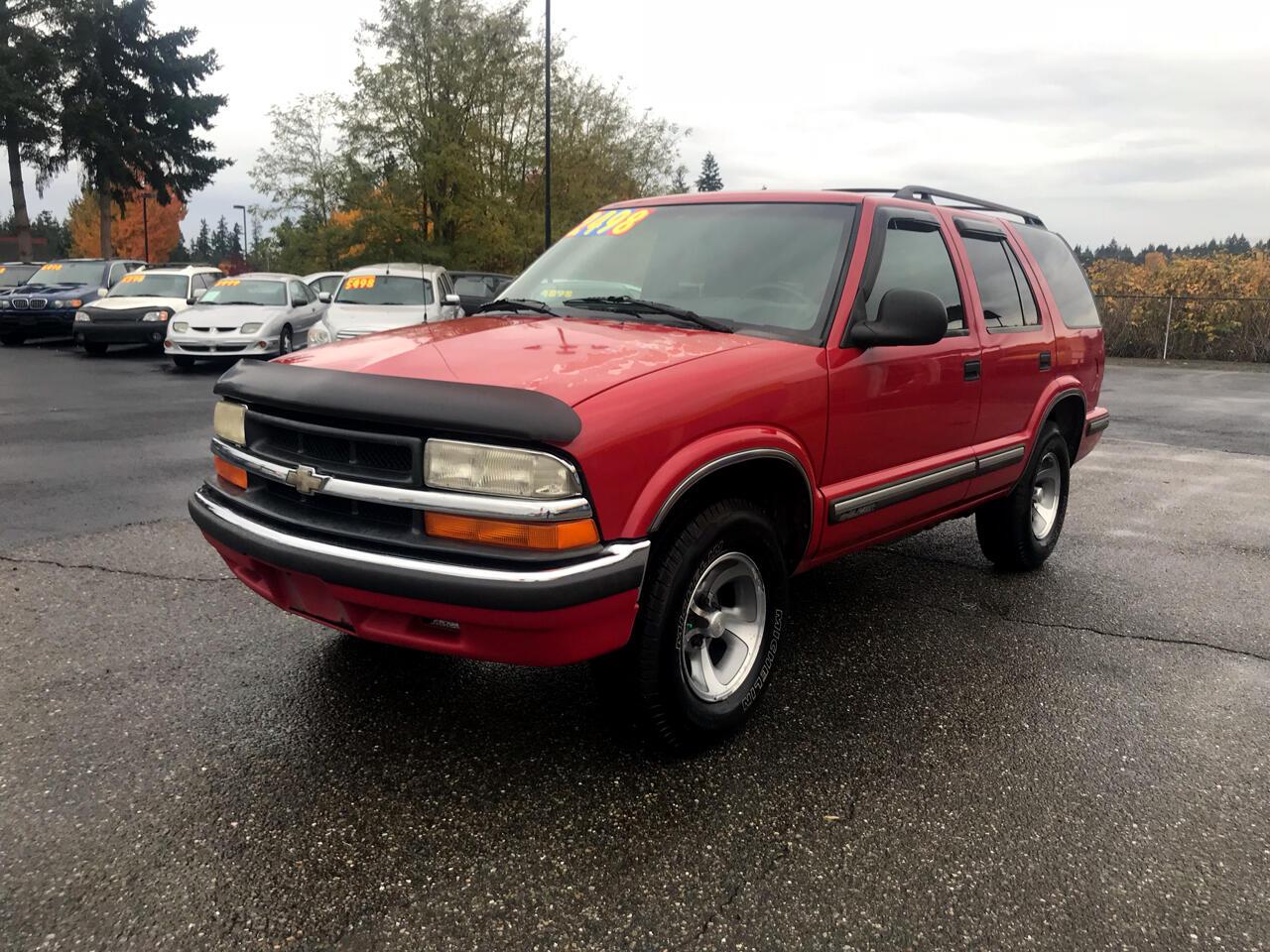 1998 Chevrolet Blazer 2WD