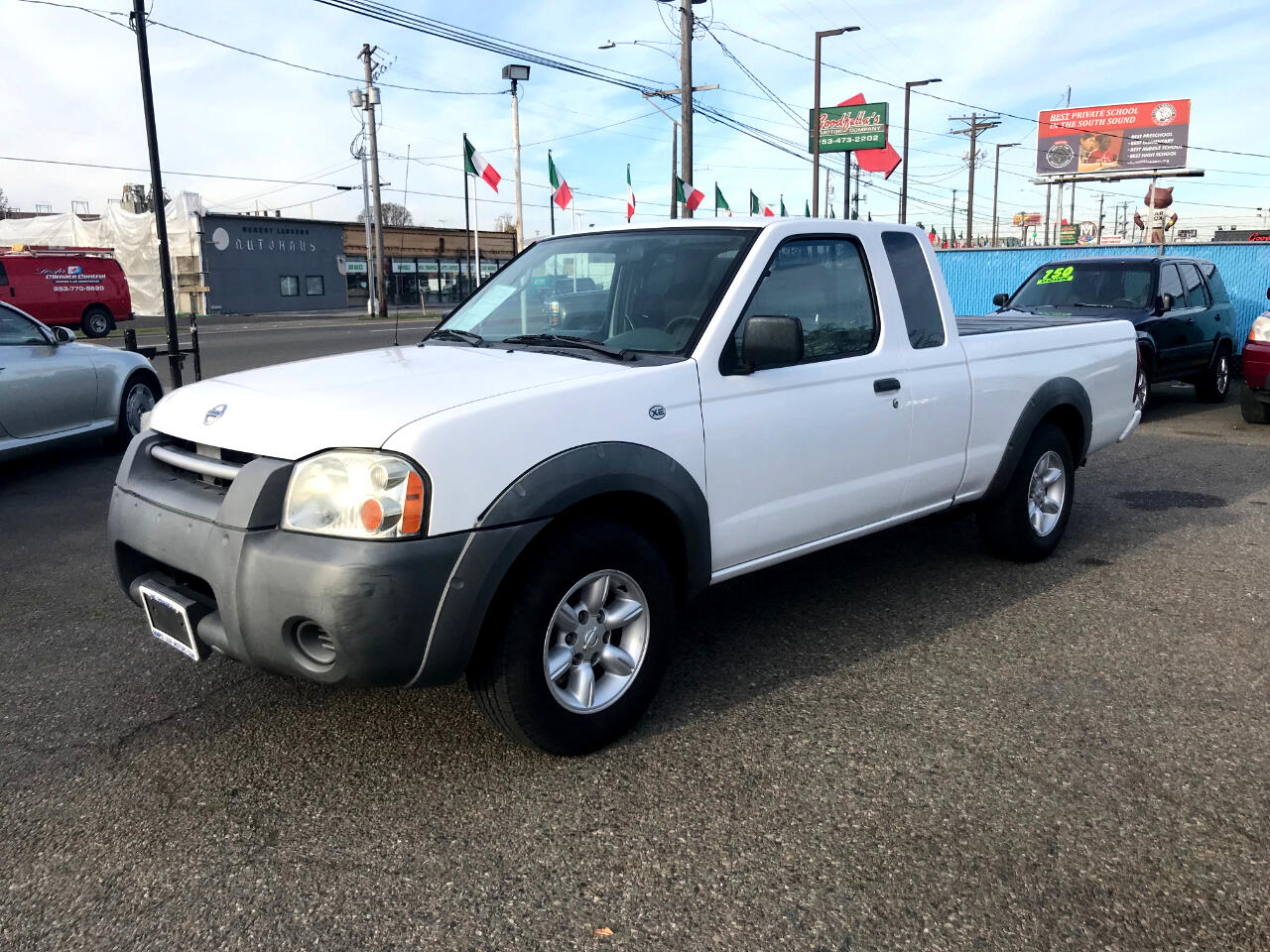 2002 Nissan Frontier 2WD XE King Cab I4 Auto
