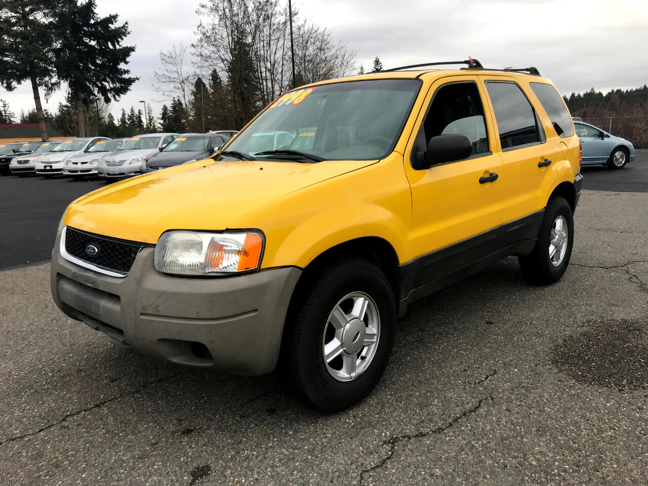 2003 Ford Escape XLT Popular 2 2WD