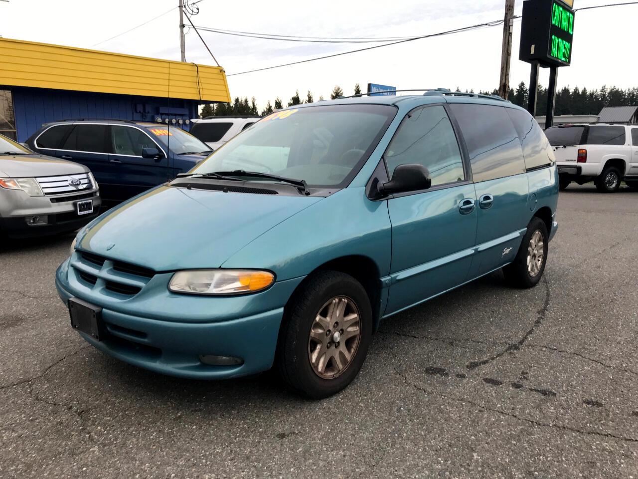1996 Dodge Caravan SE