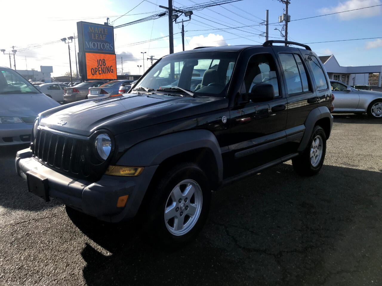 2005 Jeep Liberty Rocky Mountain Edition 4WD
