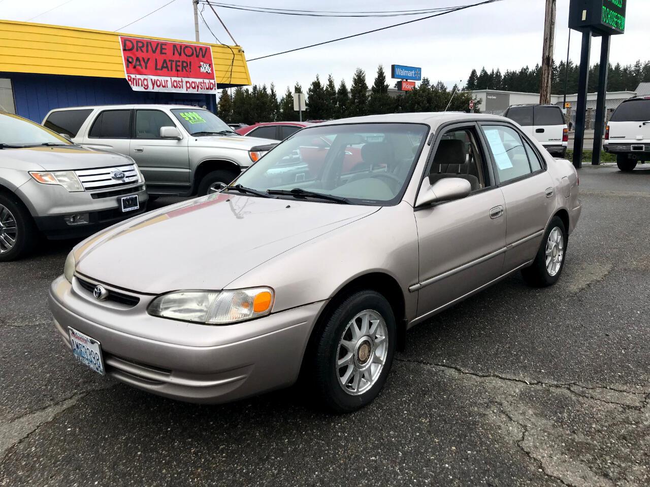 1998 Toyota Corolla CE