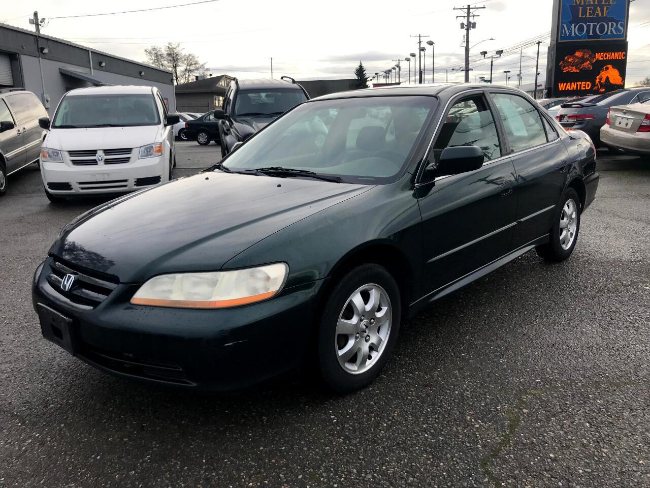Honda Accord Sdn EX Auto 2001