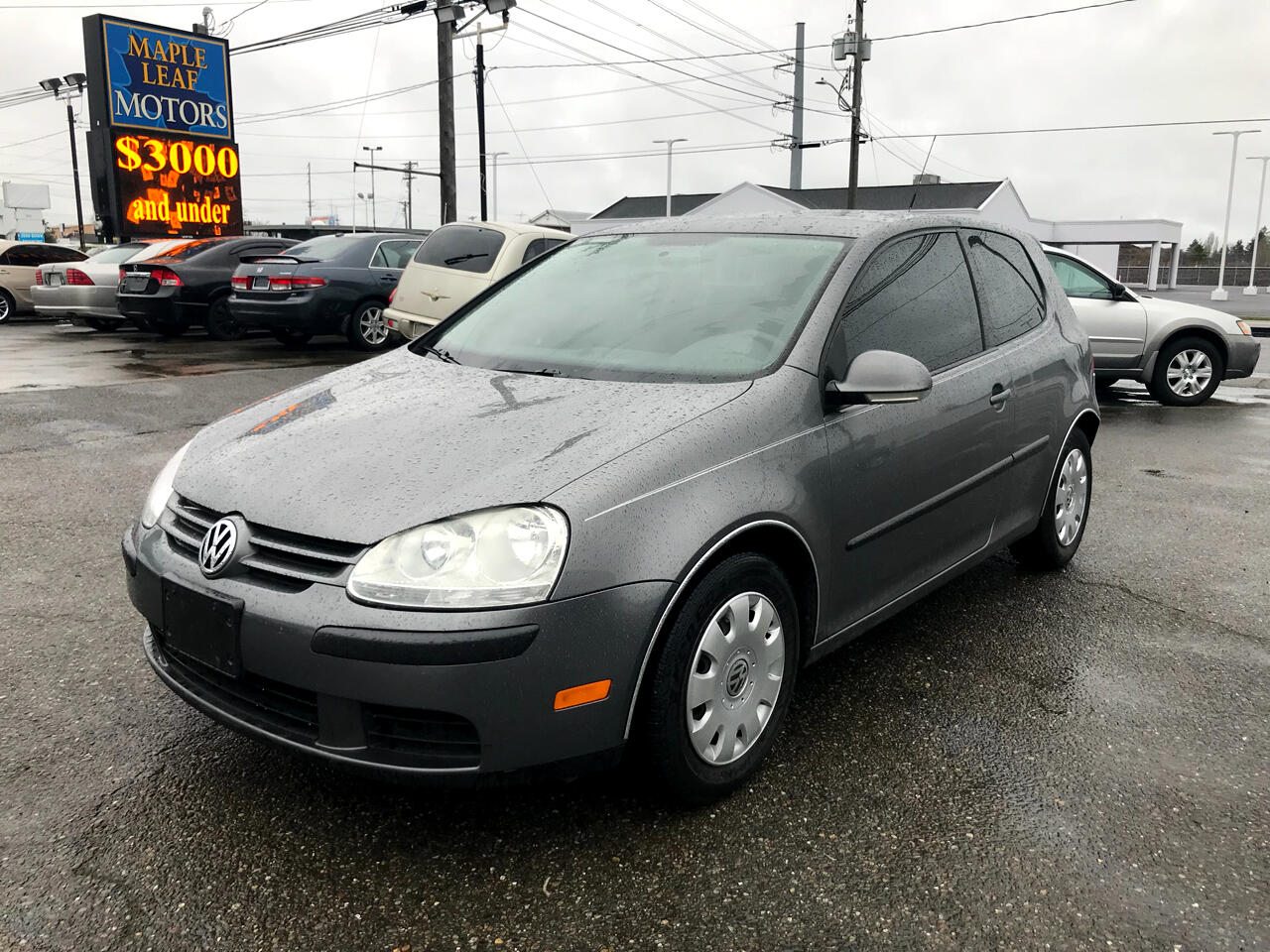 2008 Volkswagen Rabbit S