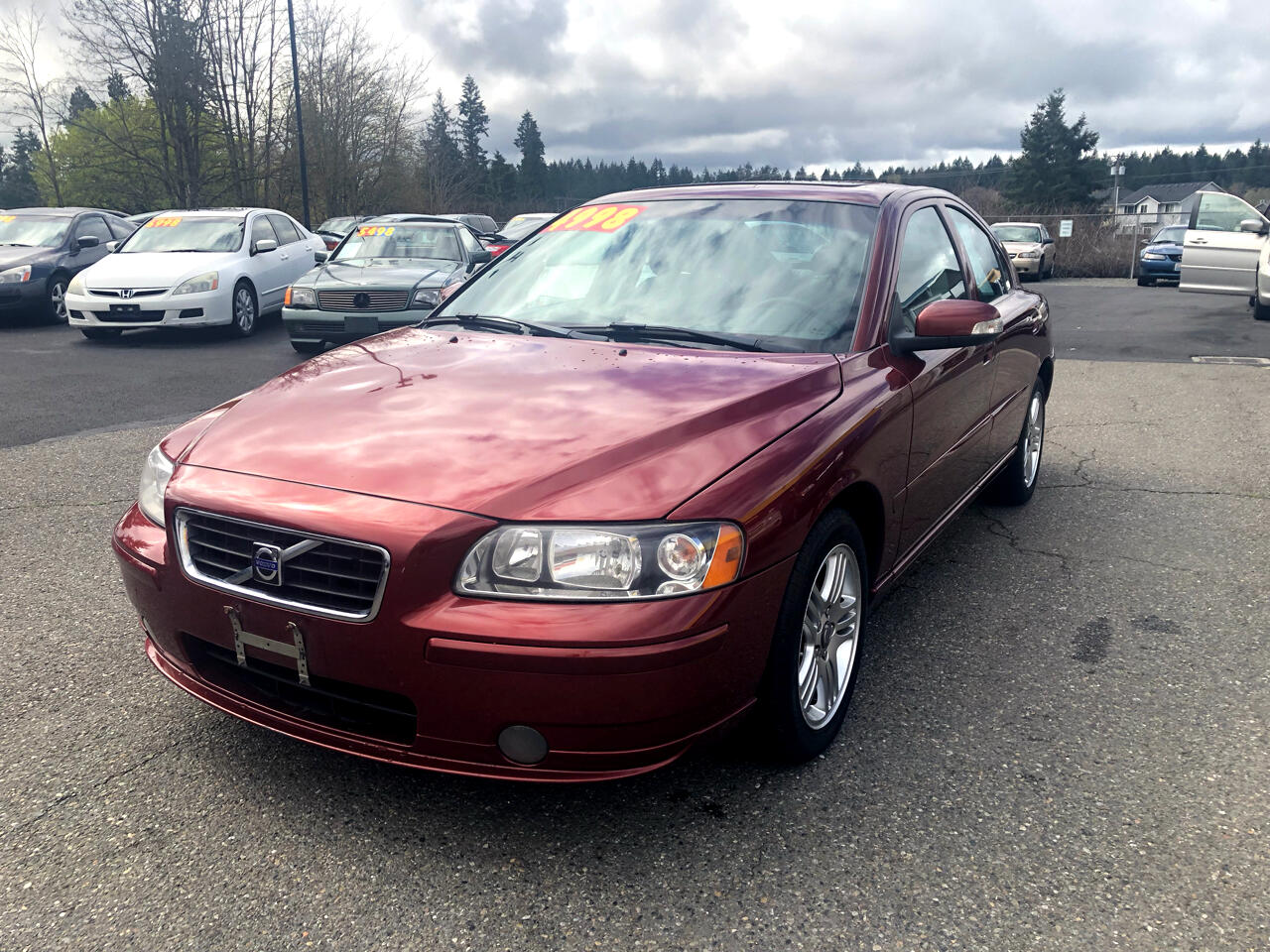 2008 Volvo S60 4dr Sdn 2.5T FWD