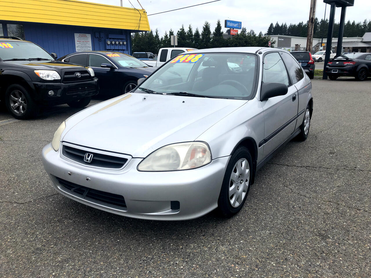 2000 Honda Civic DX hatchback