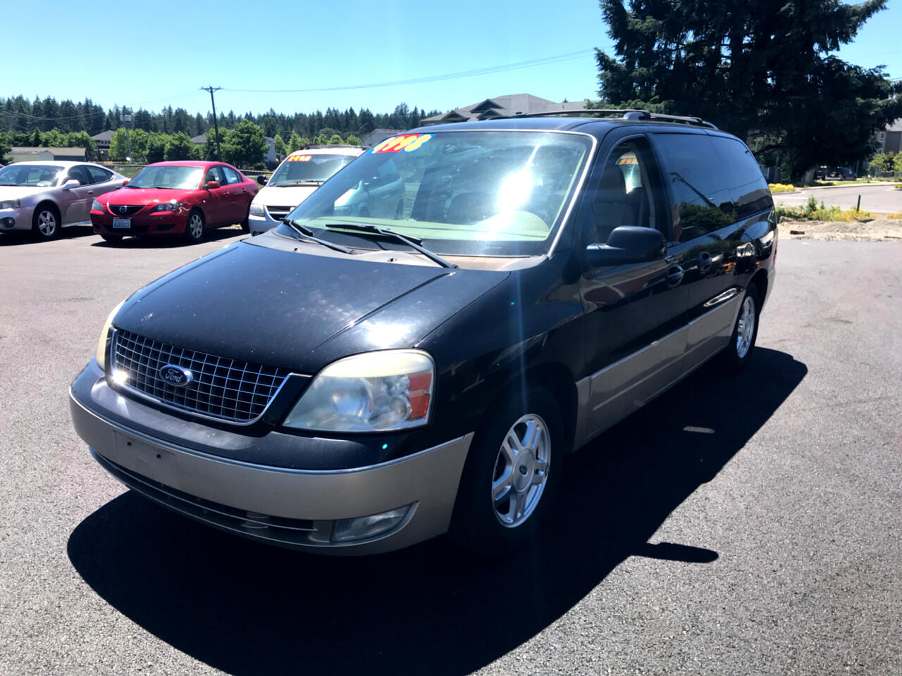 2004 Ford Freestar Wagon 4dr Limited