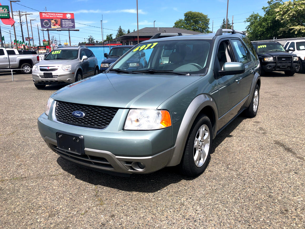 2006 Ford Freestyle 4dr Wgn SEL AWD