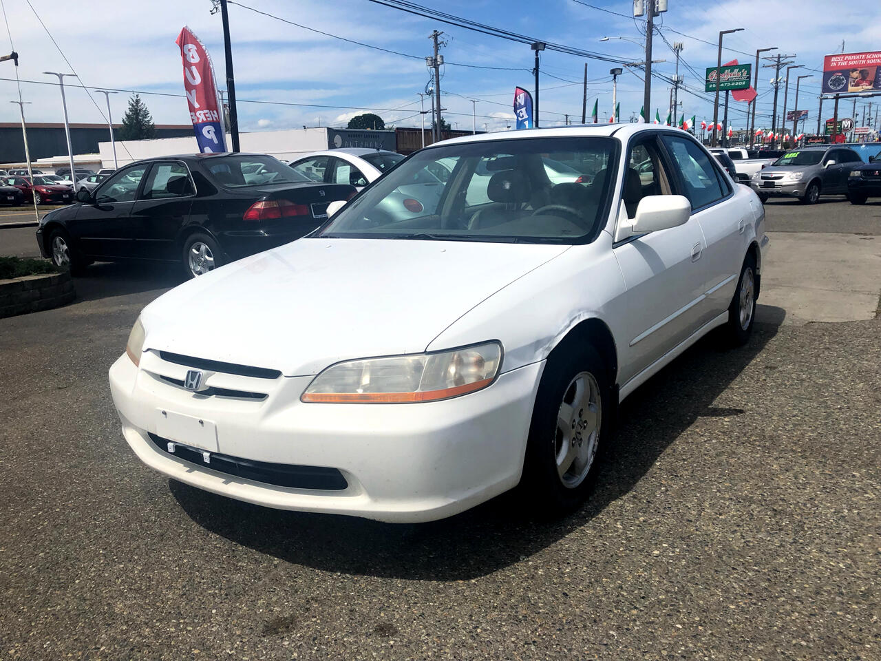 Honda Accord Sdn 4dr Sdn EX Auto V6 W/Leather 2000