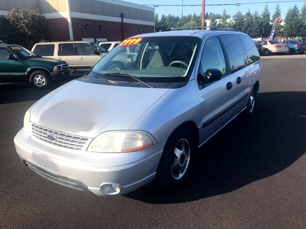 Ford Windstar Wagon 4dr LX w/930A 2002