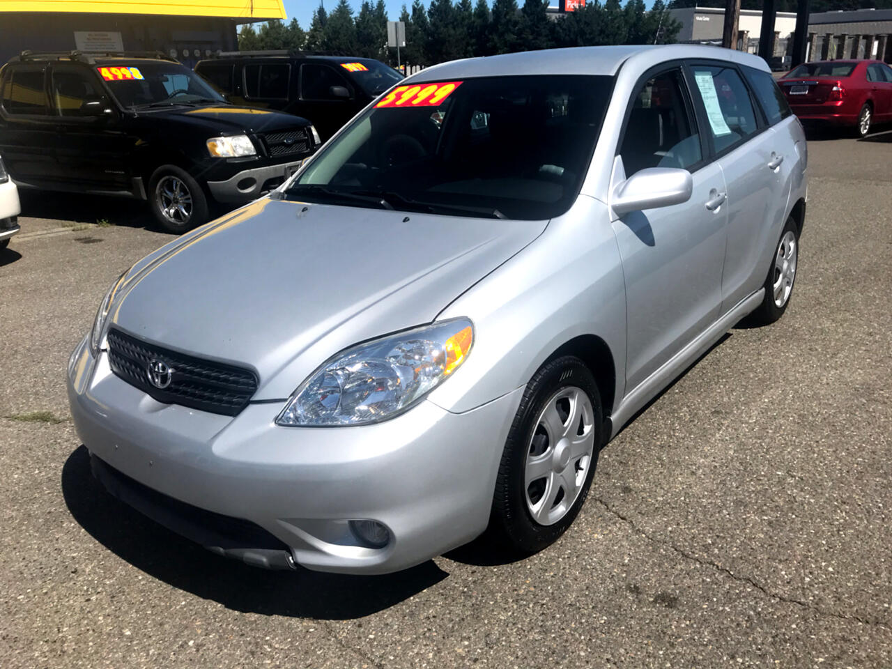 Toyota Matrix 5dr Wgn Std Auto (Natl) 2006