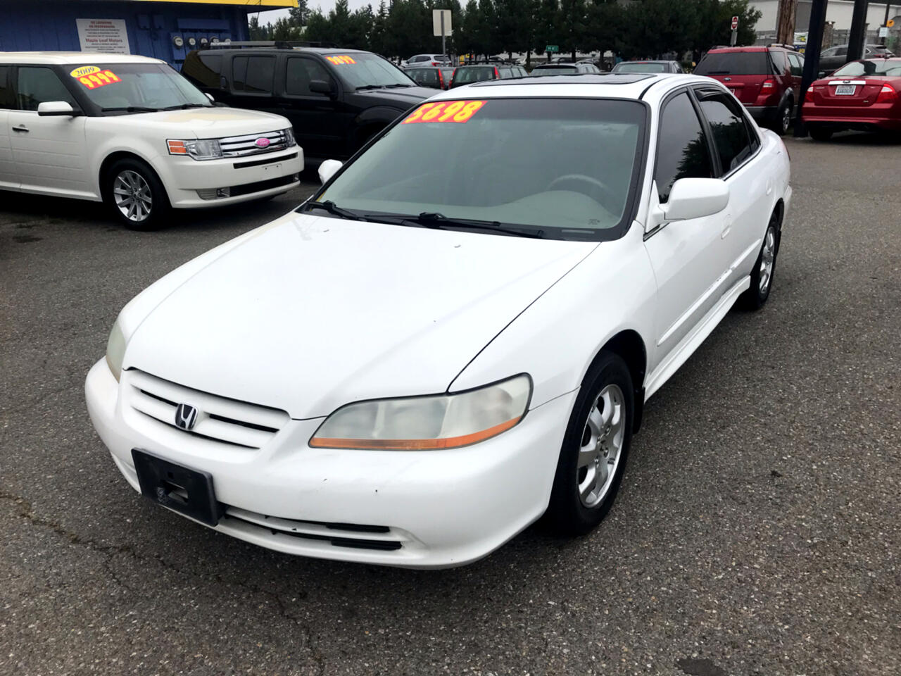 Honda Accord Sdn EX Auto 2002