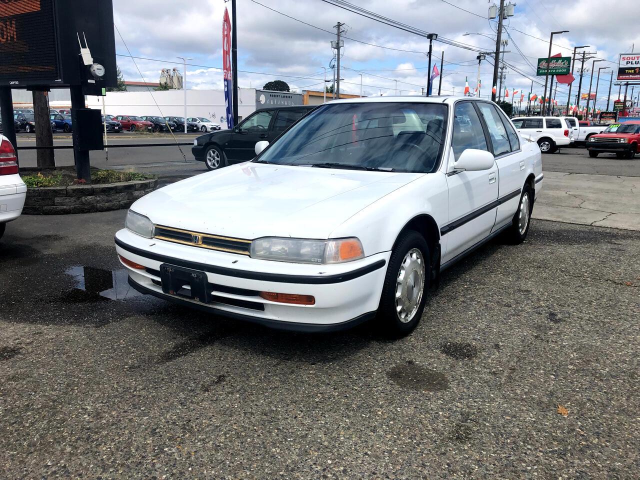 Honda Accord 4dr Sedan EX Auto 1993