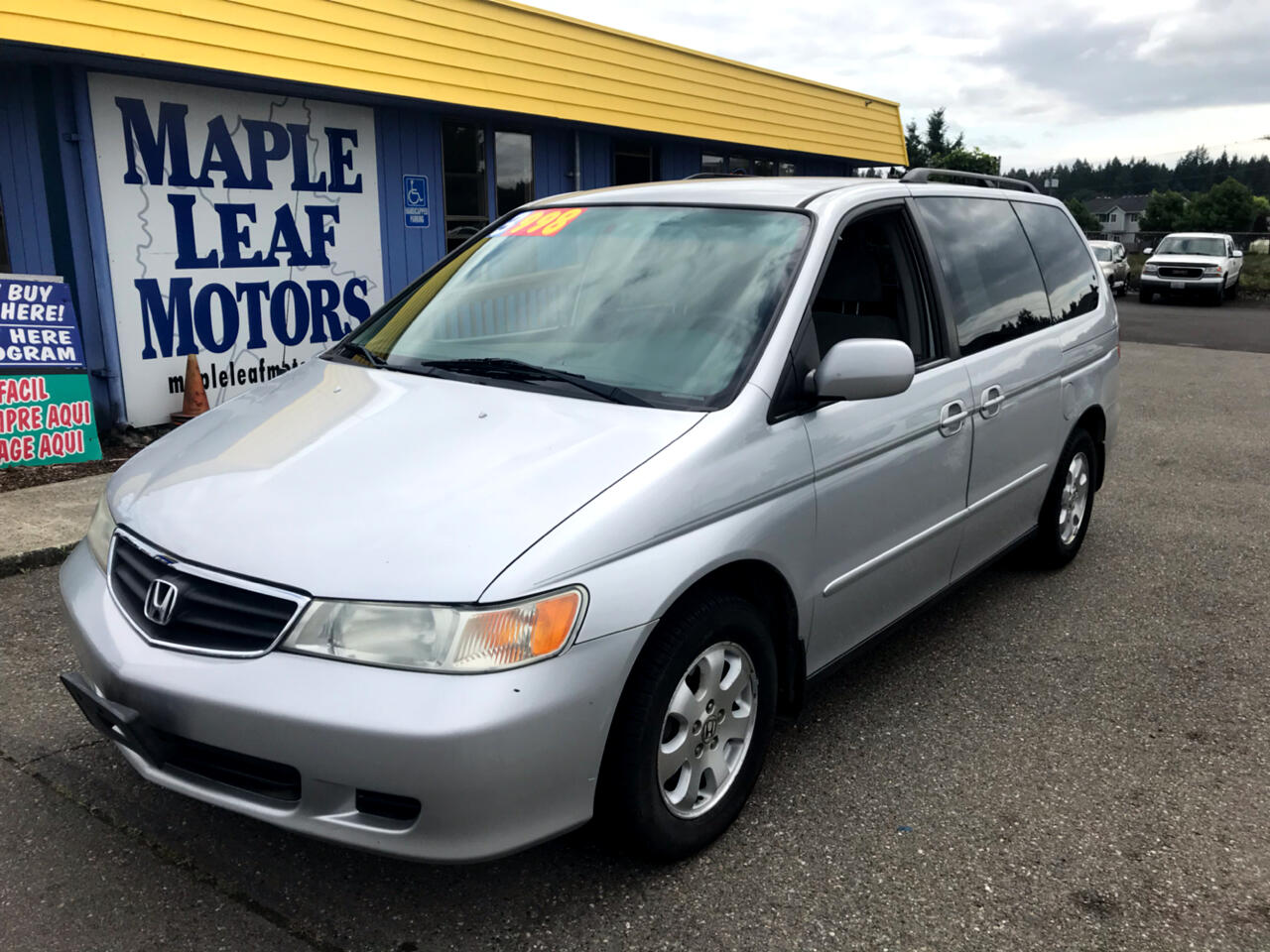 Honda Odyssey 5dr EX 2004