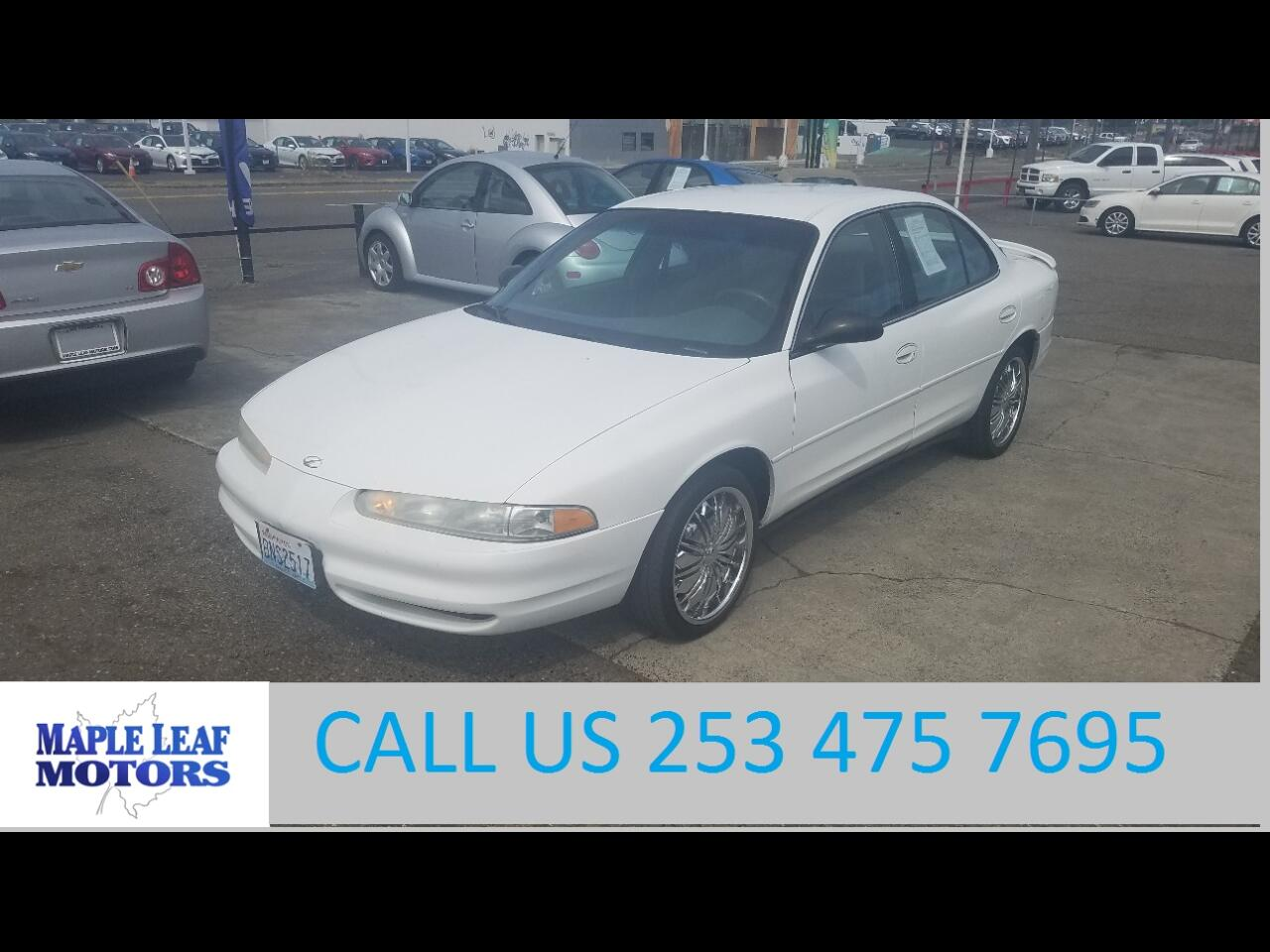 Oldsmobile Intrigue 4dr Sdn 1998