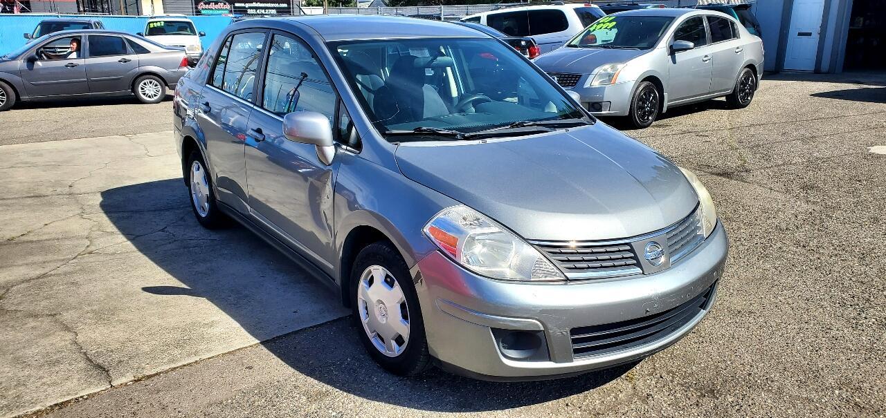 Nissan Versa 4dr Sdn I4 Auto 1.8 S 2007