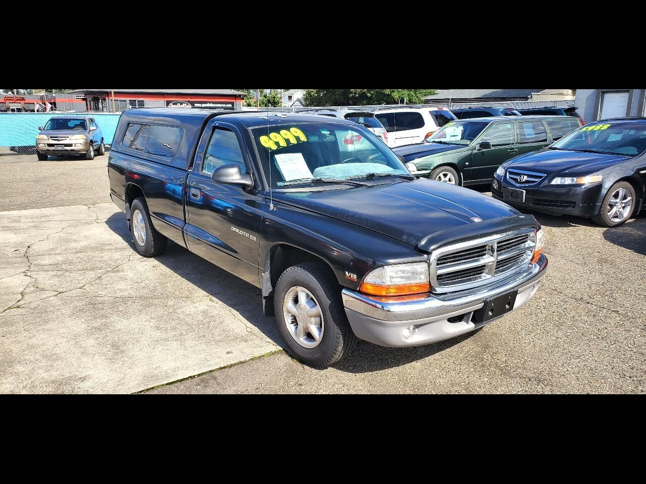 "Dodge Dakota Reg Cab 112"" WB SLT 1997"