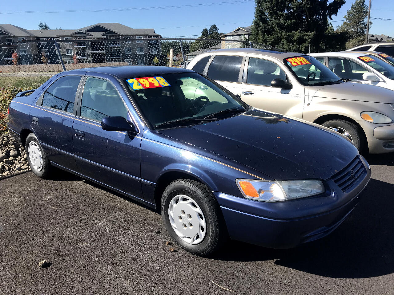 Toyota Camry 4dr Sdn XLE Auto 1998