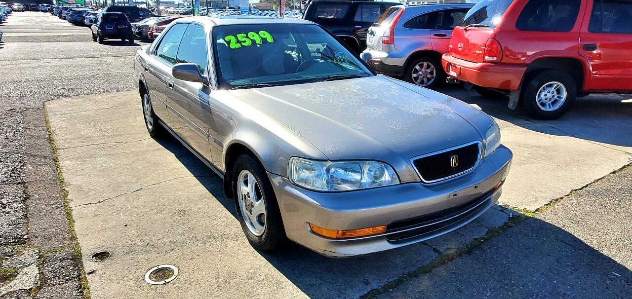 1997 Acura TL 4dr Sdn 3.2L Base