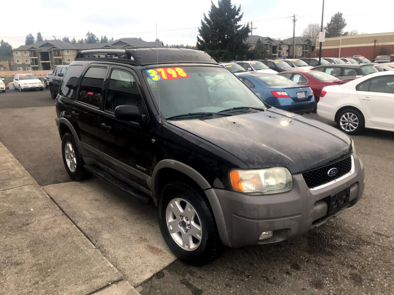"""Ford Escape 4dr 103"""" WB XLT 4WD Sport 2002"""