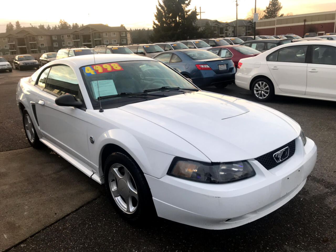 Ford Mustang V6 Coupe 2004
