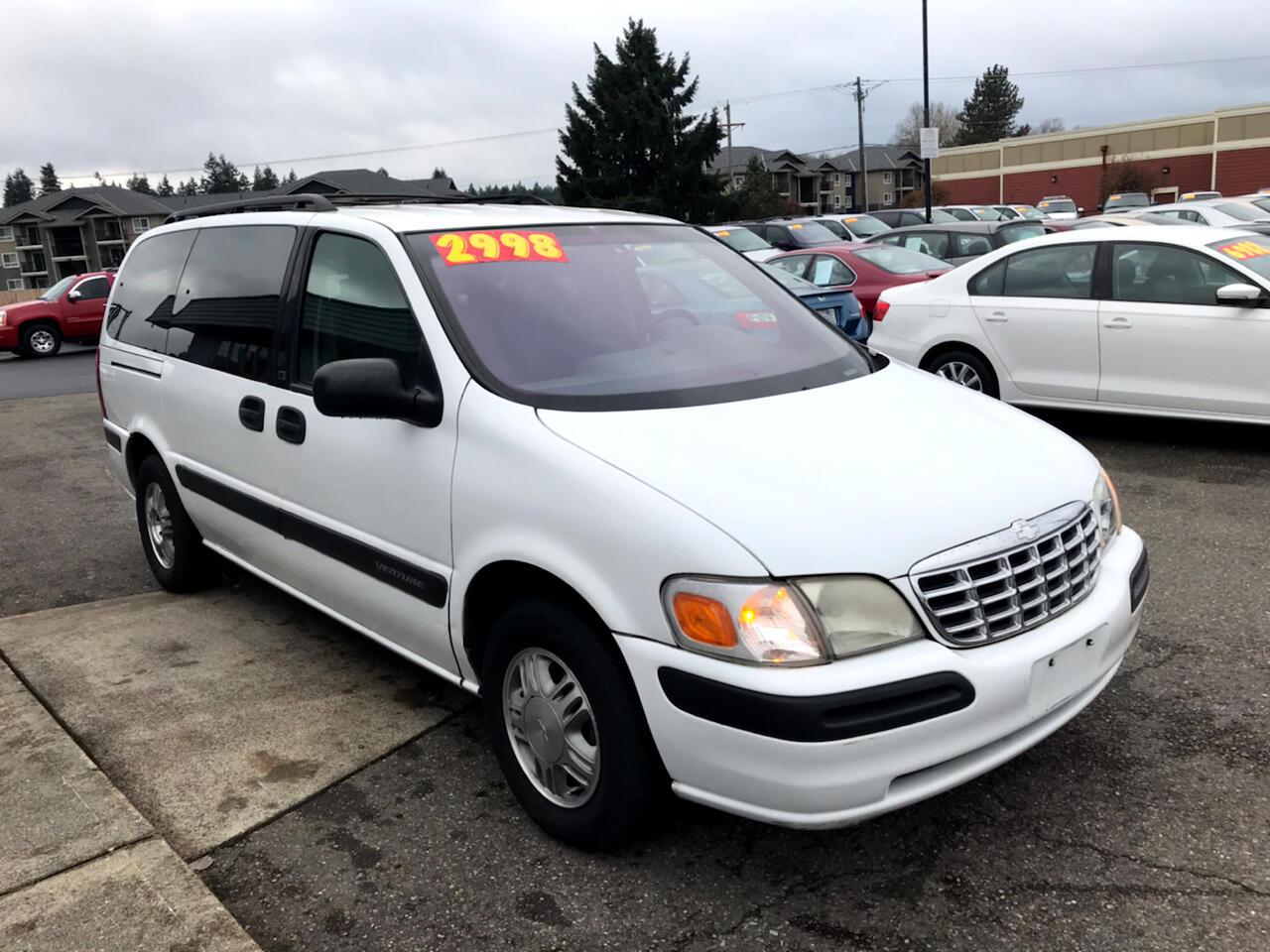 Chevrolet Venture 4dr Ext WB 1998