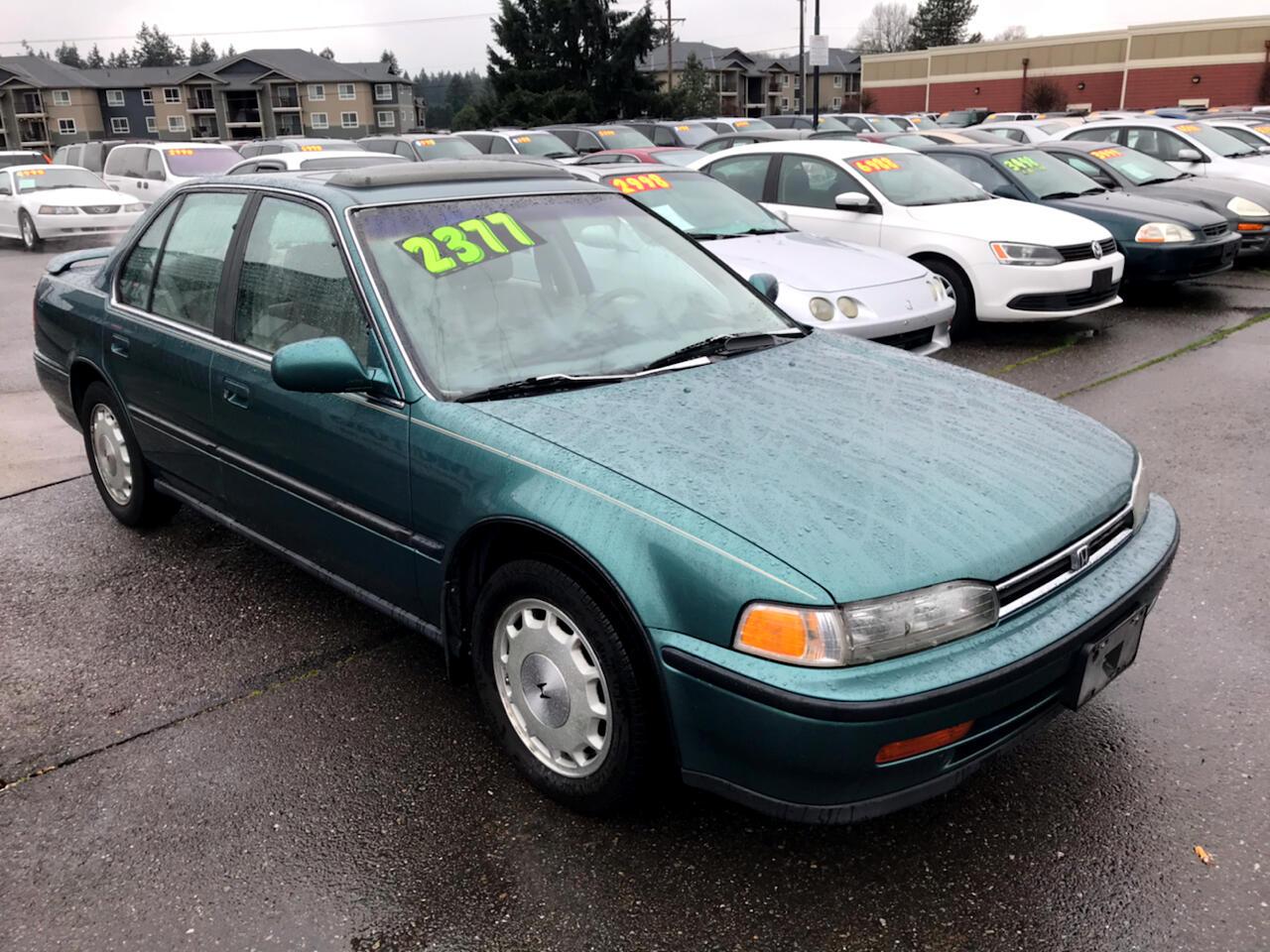 Honda Accord 4dr Sedan EX Auto 1992