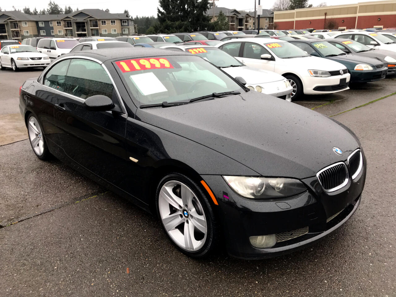 BMW 3 Series 2dr Conv 335i 2008