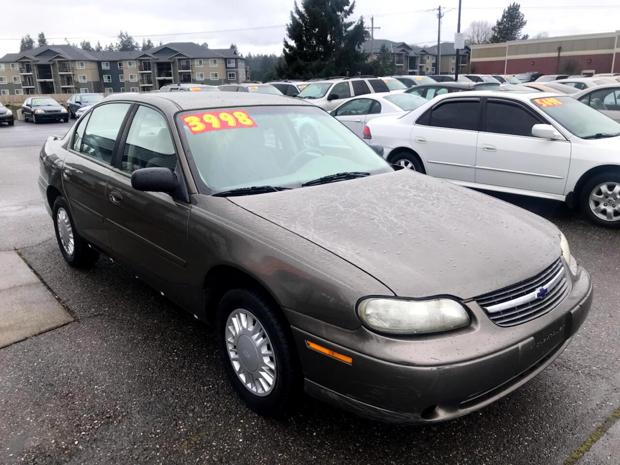 Chevrolet Malibu 1LT 2001