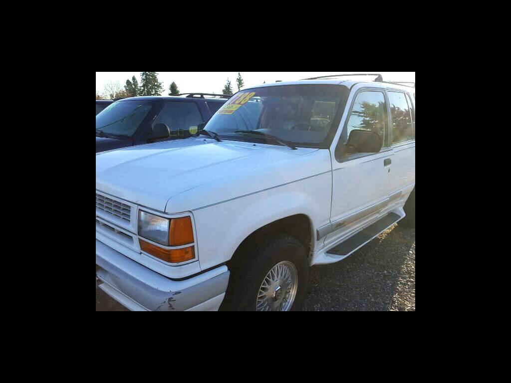 1994 Ford Explorer Eddie Bauer 4-Door 4WD