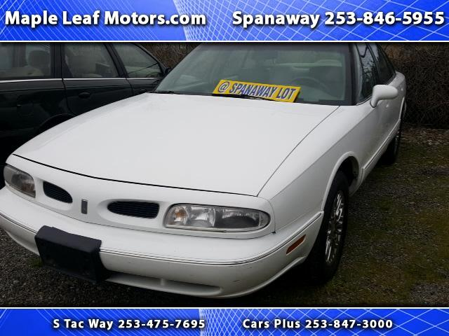 1996 Oldsmobile Eighty Eight LS