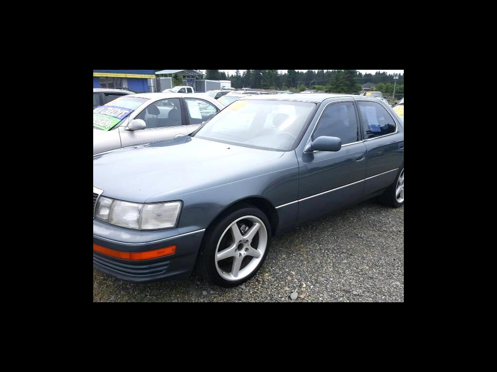 1991 Lexus LS 400 Base