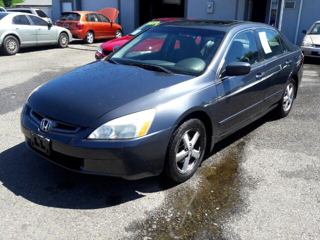 2005 Honda Accord EX Sedan AT