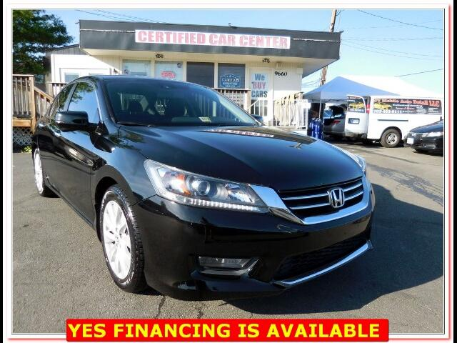 2015 Honda Accord EX-L SEDAN **NAVIGATION SYSTEM**