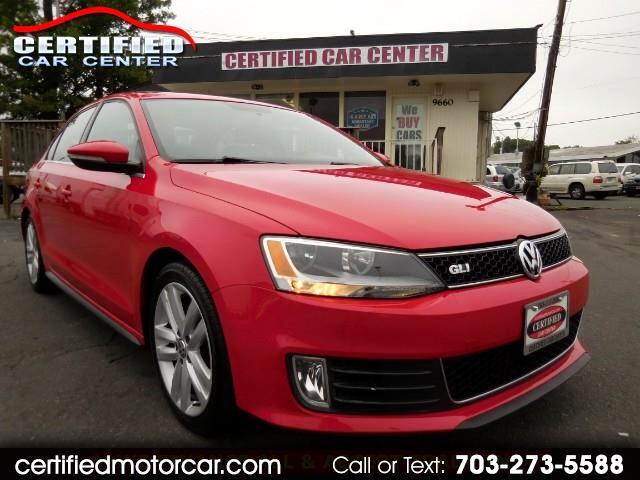 Used 2012 Volkswagen Gli For Sale In Fairfax Va 22031