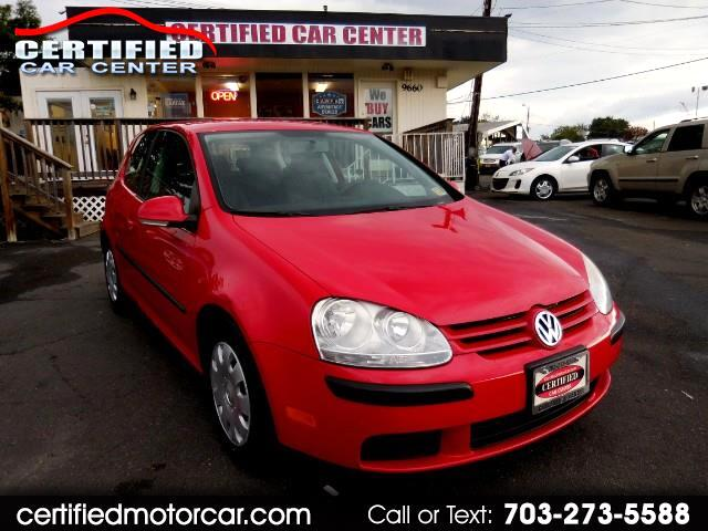 2007 Volkswagen Rabbit 2-Door