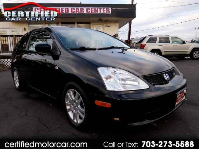 2003 Honda Civic Si