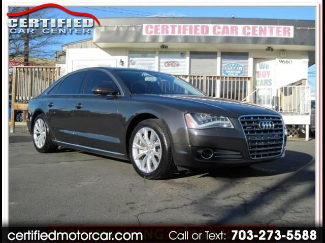 2011 Audi A8 4dr Sdn