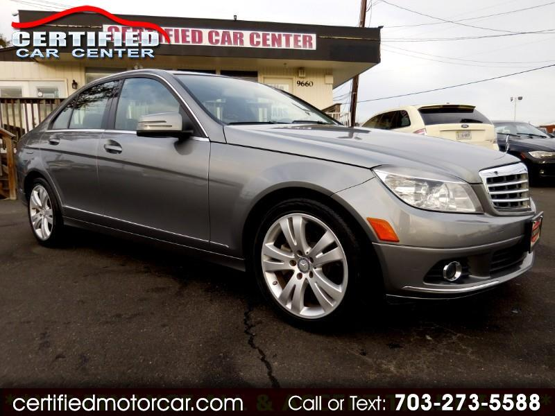 2011 Mercedes-Benz C-Class 4dr Sdn C 300 Luxury 4MATIC