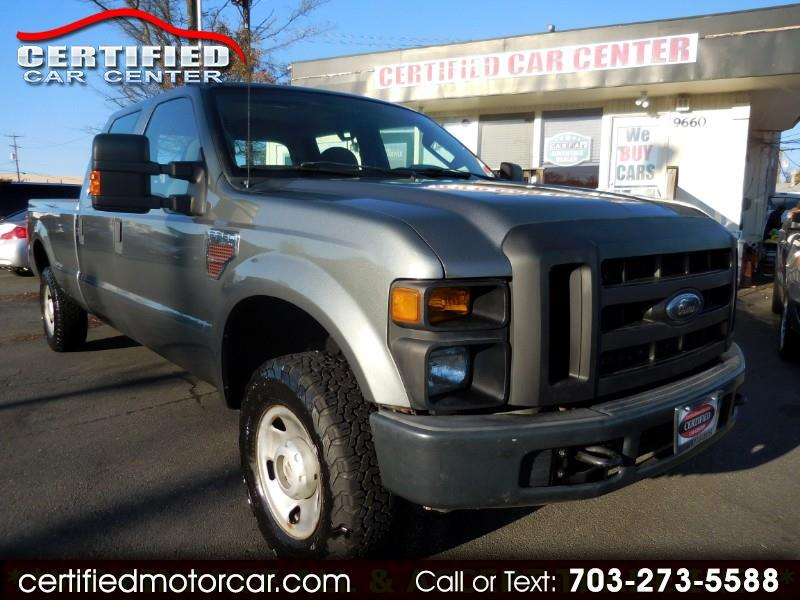 2010 Ford Super Duty F-250 SRW 4WD XL SUPER DUTY CREW CAB