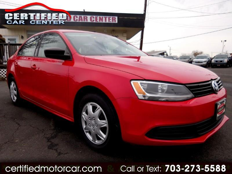 Used 2013 Volkswagen Jetta Sedan 4dr Auto S For Sale In