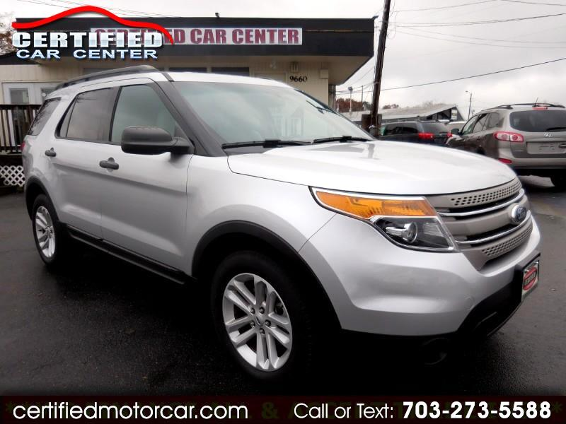 2015 Ford Explorer FWD